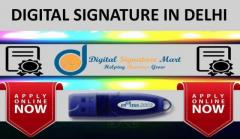 Digital Signature Certificate Provider Agency in Delhi