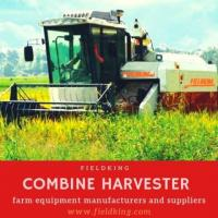 Combine Harvester | Agriculture Machine By Fieldking
