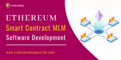 Ethereum Smart Contract MLM Software