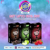 Up To 60% Off On NottyBoy Flavoured Condom