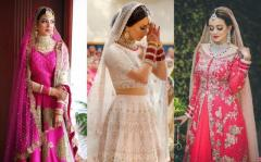 Indian Bridal Wedding Outfits