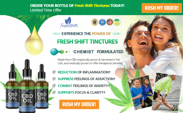 Fresh Shift CBD Best Reviews !