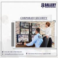 Corporate And Industrial Security Service Providers