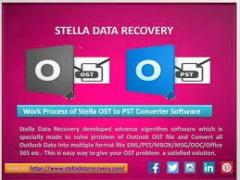 Exchange ost to pst converter software