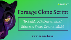 Forsage Clone Script |Smart Contract MLM Clone