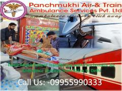 (CLD) Emergency Patient Shifting by Air Ambulance in Delhi