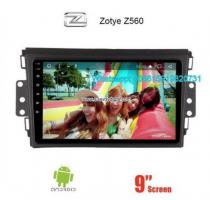Zotye Z560 Audio Radio Car Android