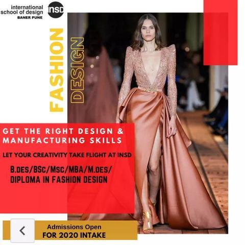 Admission open for Interior and Fashion Designing courses