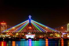 Danang tour with experience on cruise along Han River