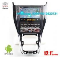 Toyota Harrier Audio Radio Car Android wifi