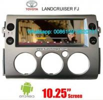 Toyota Landcruiser FJ Radio Car Android wifi GPS