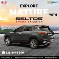 Kia Showroom in Coimbatore - Pressana Kia
