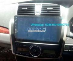 Toyota Allion Audio Radio Car Android