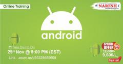 Android Online Training in Illinois