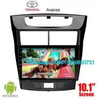 Toyota Avanza Audio Radio Car Android