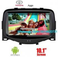 Toyota Aygo Audio Radio Car Android wifi GPS Camera