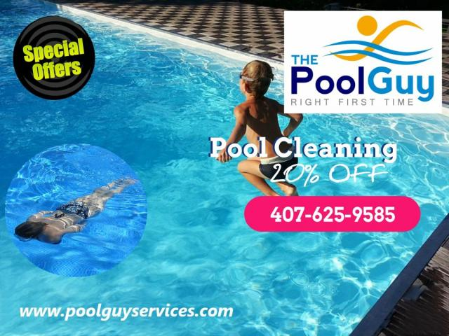 Commercial and Residential Pool Cleaning Service Florida