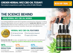 Herbal Wiz CBD Best Reviews !