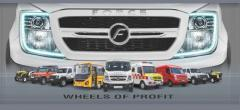 Hyderabad Force Vehicles  Bus,  Traveller,  Ambulance, Trax.