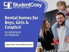 Paying guest for student in Kolkata - Studentcosy