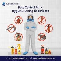 Pest Control Services for hotels and restaurants.