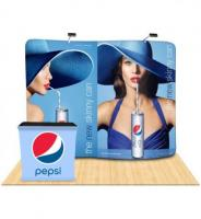 Tension Fabric Trade Show Booth Displays - Starline Displays