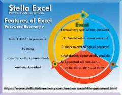 Excel password recovery software