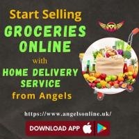 Online Grocery Delivery Services - Angels Rider