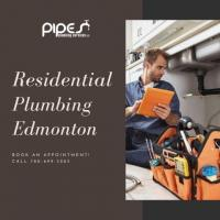 Professional Residential Plumbing Edmonton by Pipes Plumbing
