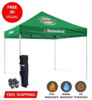 Custom Pop Up Tents For Your Business Promotion