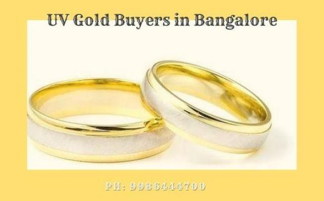 Leading Gold Buyers in Bangalore - UV Golds