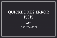 Avail the best solutions for QuickBooks Error 15215