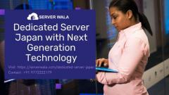 Dedicated Server Japan with Next Generation Technology