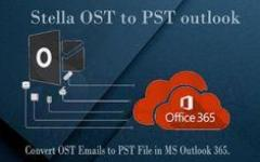 Ost to pst recovery software