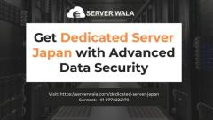 Get Dedicated Server Japan with Advanced Data Security