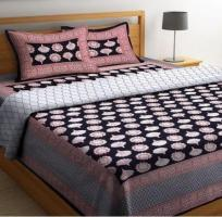 Get Double Bed Comforters Online only at Wooden Street