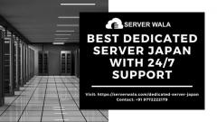 Best Dedicated Server Japan with 24/7 Support