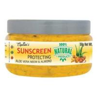 Herbal Sunscreen Cream For Skin at Best Price in India