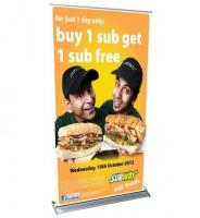 Trade Show Banner for sale | Get Online now!