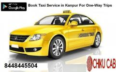 Best One-Way Taxi Service in Kanpur