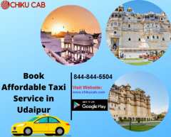 Book Taxi Service in Udaipur For Local Sightseeing