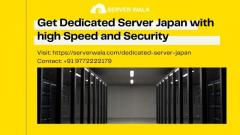 Get Dedicated Server Japan with high Speed and Security