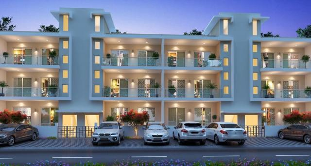 Central Park Flamingo Floors 2 BHK With Study Room and 3 BHK