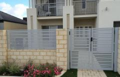 Get the aluminium slat fencing perth of the highest quality