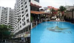 Pattaya Center Condotel 18 Units Rental Business