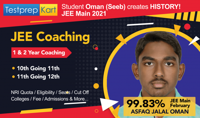 Best JEE Coaching Classes For NRI and Indian Students