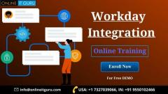 Workday online integration course hyderabad | workday integration course india
