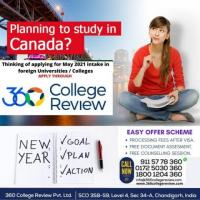 Study in Canada, may intake 2021 and get the best scholarship opportunity